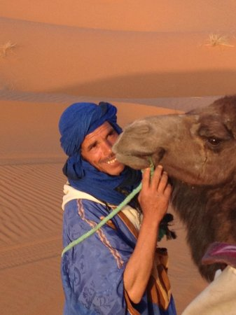 Riad Nezha : Ahmed the camel guide