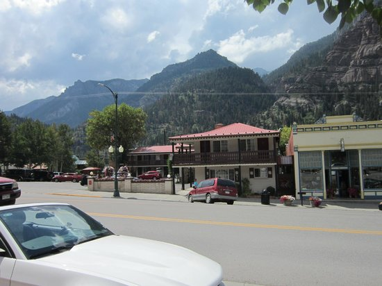 Ouray Chalet Inn: The hotel