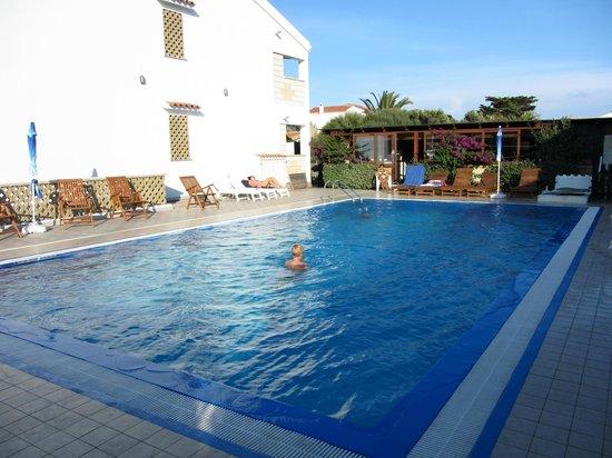 La Posada : piscina