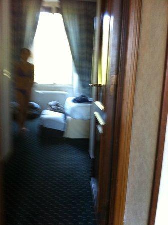Aldrovandi Residence City Suites : chambre