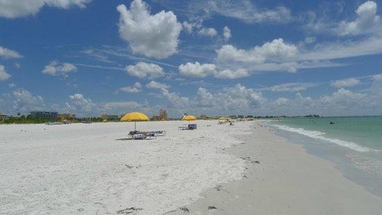 Residence Inn by Marriott St. Petersburg Treasure Island : beach