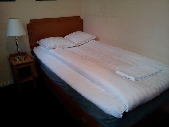 Alexandra Hotel: Sängen var skön