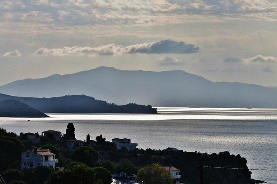 Villa TeoZenia: panorama