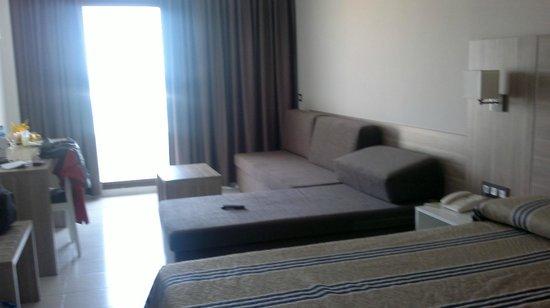 Hotel Roc Golf Trinidad: Habitación