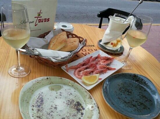 Restaurante Pinatar: tapas di lusso