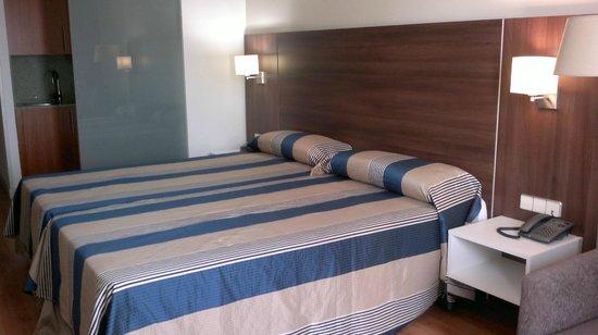 Hotel Roc Golf Trinidad: estudio