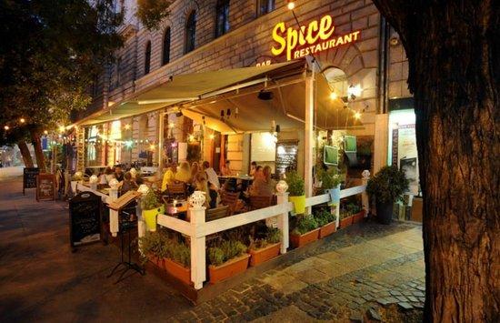 SPICE Bar & Restaurant