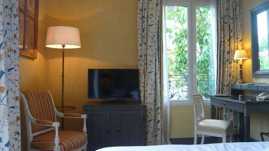 Les Etangs de Corot : Chambre Alphonse Daudet