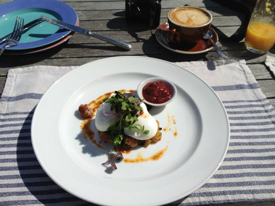 The Boatshed: Exceptional food
