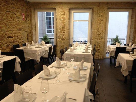 Hotel Lois: La sala ristorante/colazione del primo piano