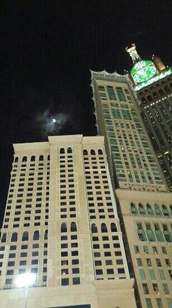 Abraj Al-Bait Towers: أبراج الحرم