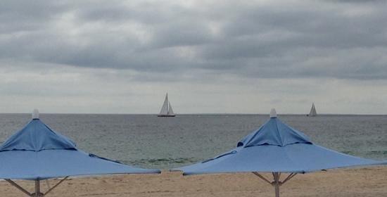 The Ocean House: Summer's end