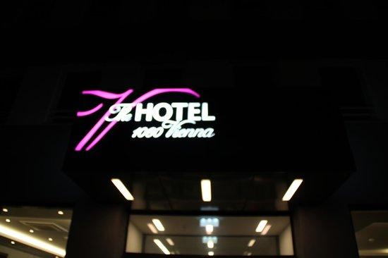 The Hotel 1060 Vienna: Ingresso