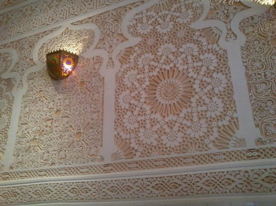 Decoration Interieur Du Restaurant Picture Of Chez Ferhat Saint Malo