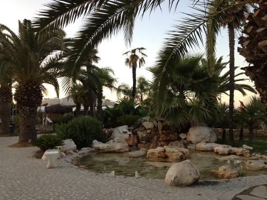 Hotel Tamanaco : oasi sul lungomare