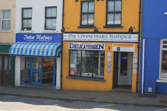 Connemara Hamper Deli on Lower Market Street