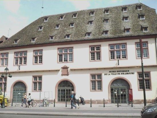 Musee historique de la Ville de Strasbourg