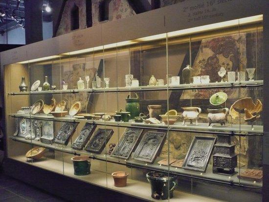 History Museum: Ceramics