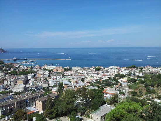 Residence Parco Mare Monte: paesaggio