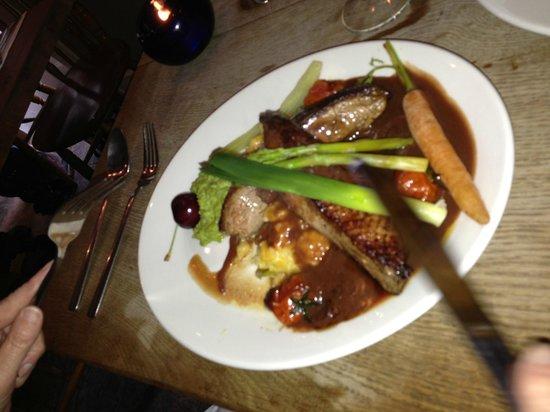 The Bridge Inn - Michaelchurch Escley: Duck