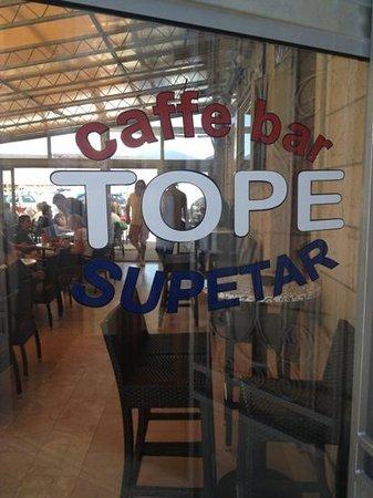 Coffe Bar TOPE