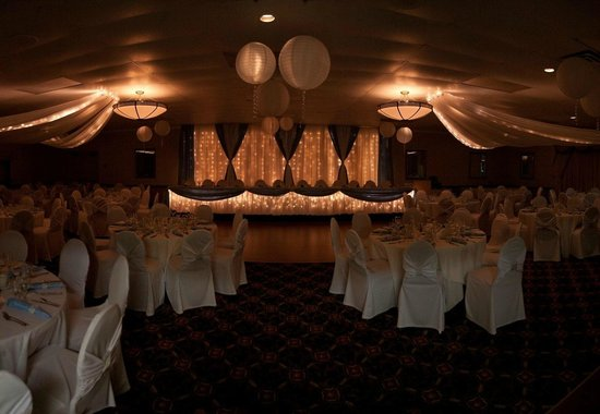 Forest Golf and Country Hotel: Banquet hall