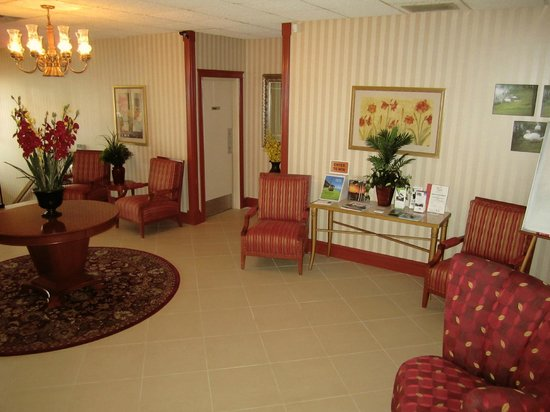 Forest Golf and Country Hotel: Lobby