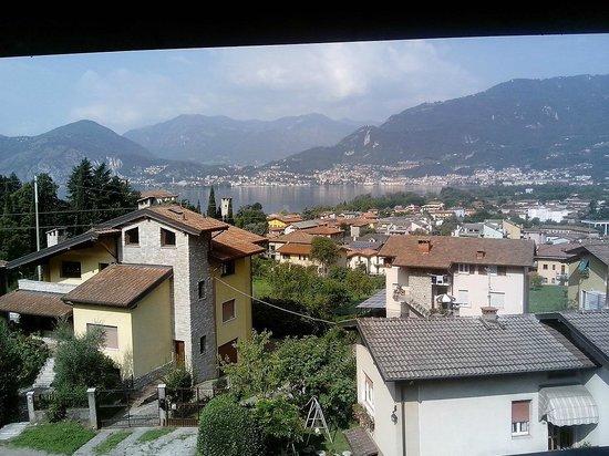 Hotel La Pieve di Pisogne: finestra