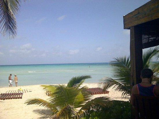 Na Balam Beach Hotel : spiaggia
