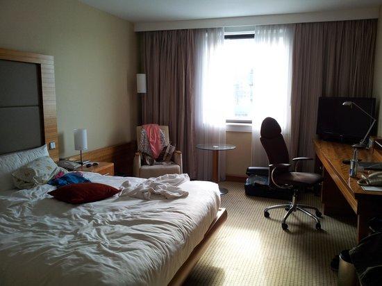 Hilton Prague : Zimmer 2.OG