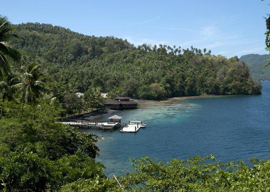 กุงคันกัน เบย์ รีสอร์ท: Kungkungan Bay Resort