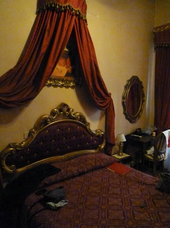 Hotel Abaco : Chambre n°3