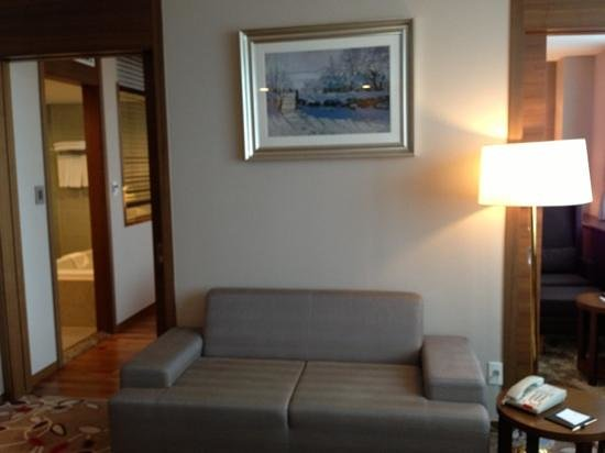 Lotte Hotel Vladivostok: room