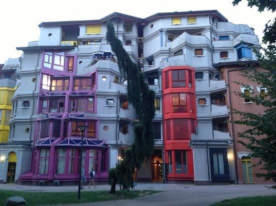 Schtroumph Buildings: Smurphs buildings