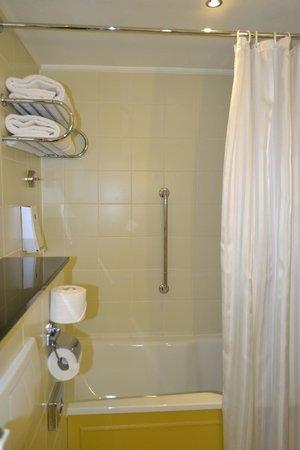 Hampshire Hotel - Amsterdam American: Banheiro