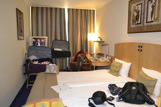 Hampshire Hotel - Amsterdam American: quarto