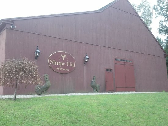 Sharpe Hill Vineyards