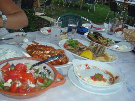 Taverna Edem: Great food