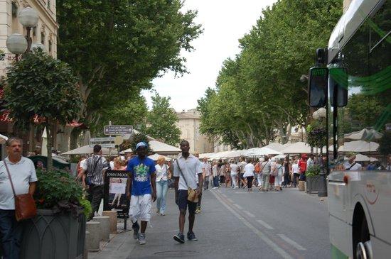 Rue de la République : Rue de la Republique 1