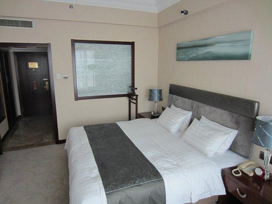 Wei Hai Golden Bay Hotel: room