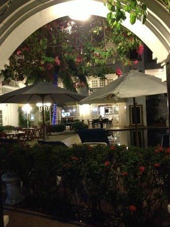 Villa Atchara : entrée