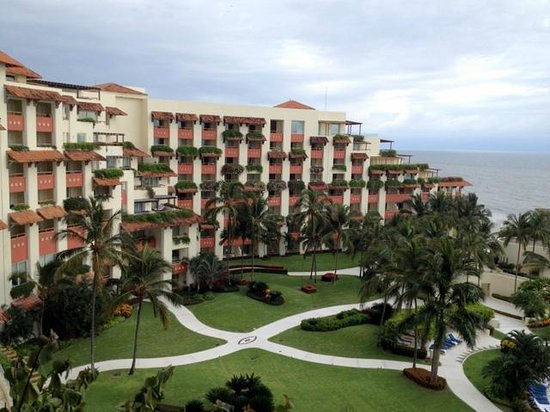 Grand Velas Riviera Nayarit: View from our room