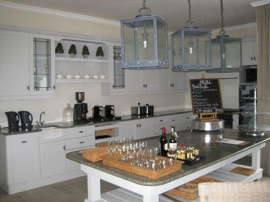 Maison d'Ail Guest House: Cucina