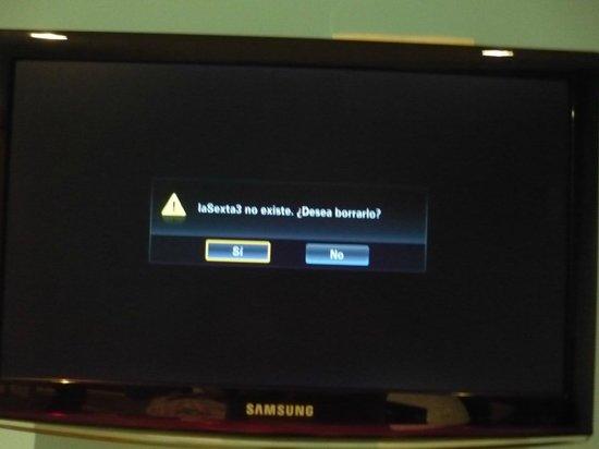 Hotel Galatea: la televisión no coge los canales más vistos e importantes