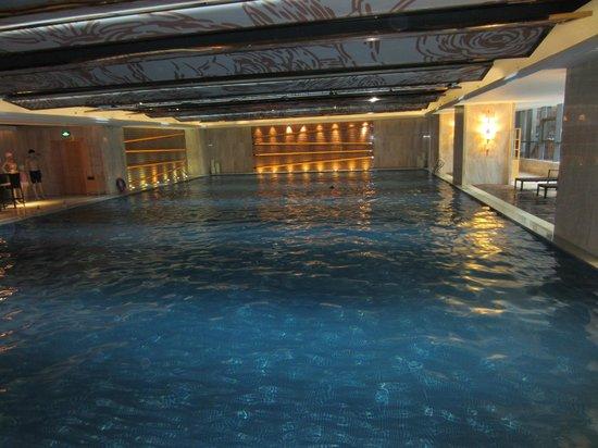 Crowne Plaza Lanzhou : pool