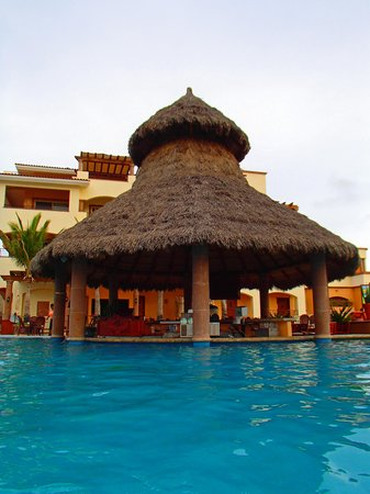 The Ridge at Playa Grande Luxury Villas: Swim-up bar