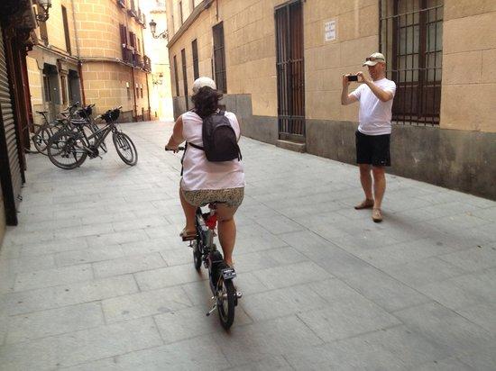 Mobeo Smart Transport: enjoying Madrid