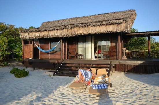 Anantara Medjumbe Island Resort: camera