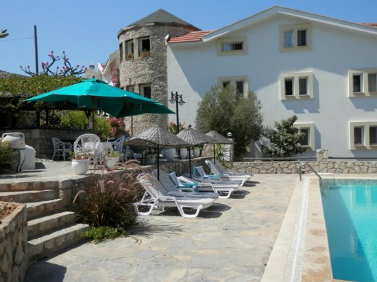 Villa Tokur : attractive building