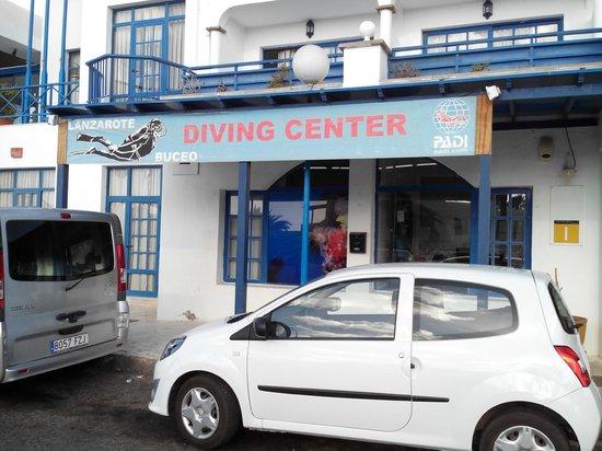 Lanzarote Buceo: Centro de Buceo